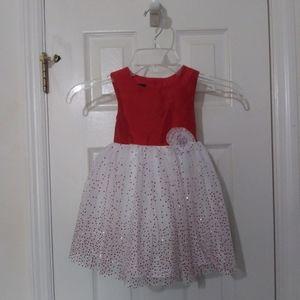 New never worn Valentine dress